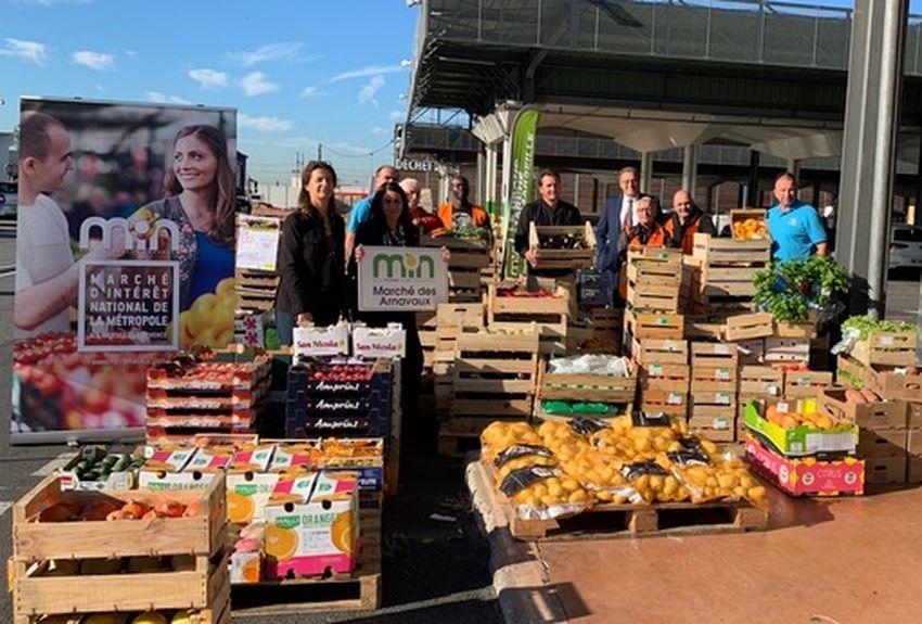 La Banaste de Marianne participe à la Journée Nationale du Don Agricole