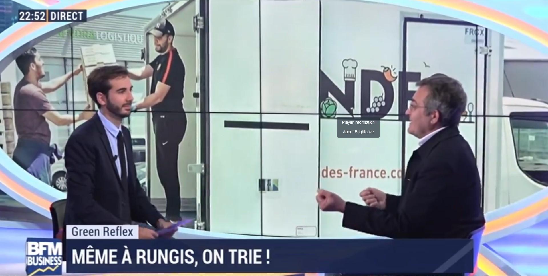 Les solutions antigaspi et solidaires du Potager de Marianne à découvrir sur BFM BUSINESS