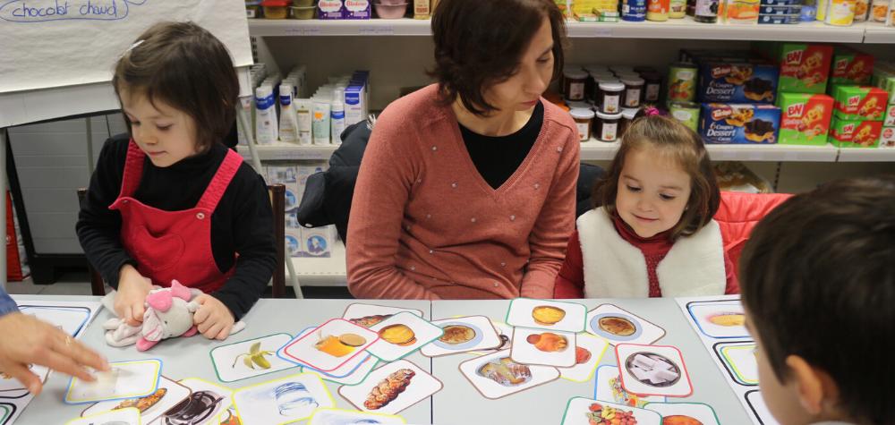 Kellogg s'engage pour le développement des épiceries solidaires
