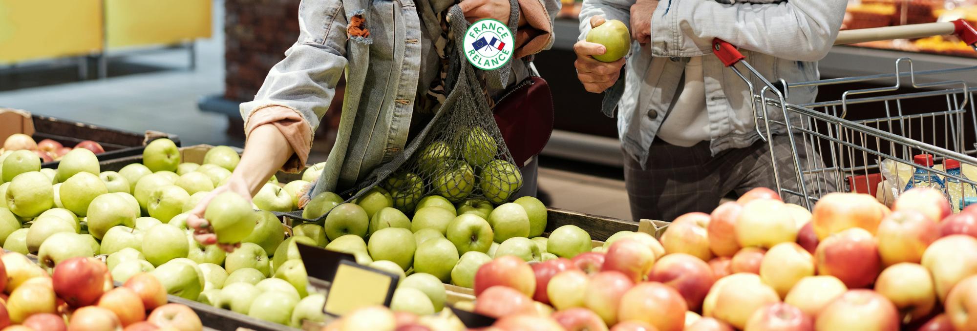 ANDES lauréate de France Relance pour créer des épiceries solidaires